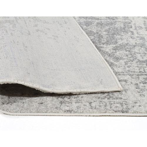 Network Rugs Bone, White & Silver Art Moderne Cezanne Rug