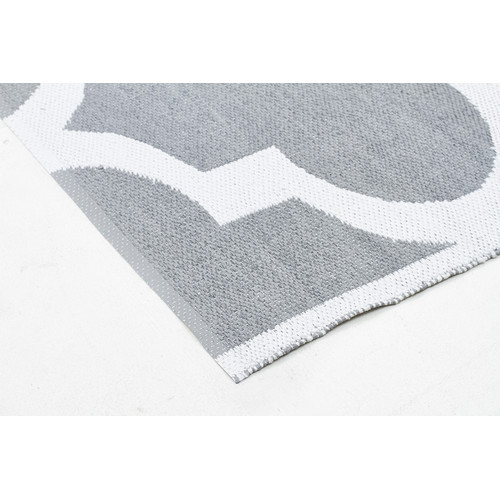 Network Rugs Oliver Recycled Grey Rug