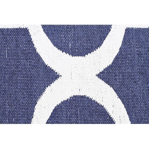Network Rugs Edward Recycled Navy Rug