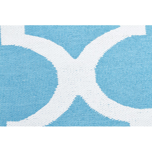 Network Rugs Hunter Recycled Turquoise Rug