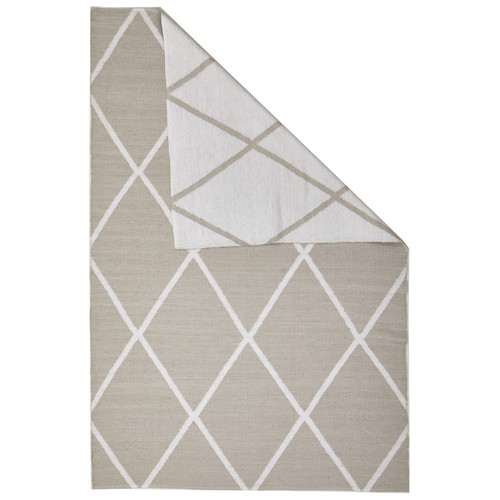 Network Rugs Verna Recycled Taupe Rug