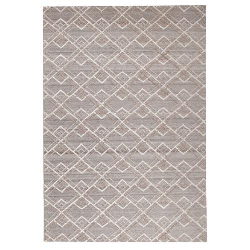 Tricia Jacquard Wool & Viscose Modern Rug