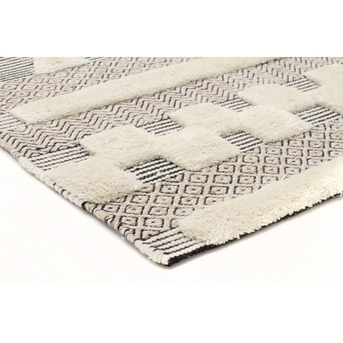 Network Rugs Turner Ivory Hand Loomed Rug