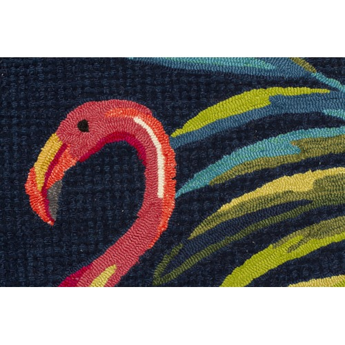 Network Rugs Liana Tropical Hand Tufted Recycled PET Outdoor Rug
