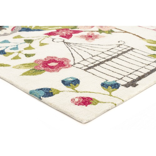 Network Rugs Imelda Hand Tufted Recycled PET Outdoor Rug