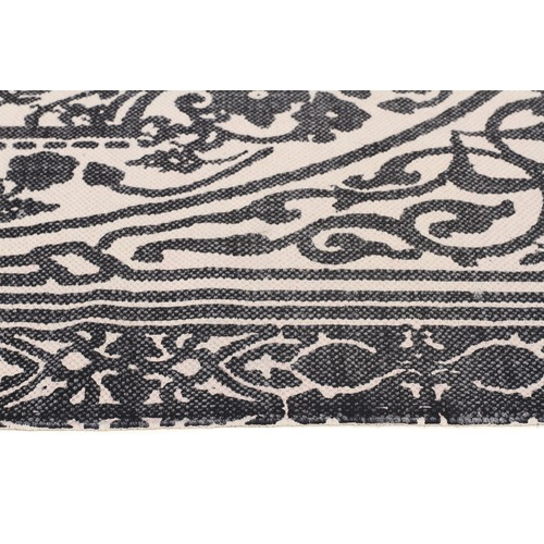 Network Rugs Leroy Hand Loomed Flatweave Pure Cotton Rug