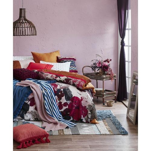 Mahieu Flatweave Cotton Amp Wool Rug Temple Amp Webster