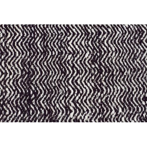 Network Rugs Zigga Flat Weave Rug Black