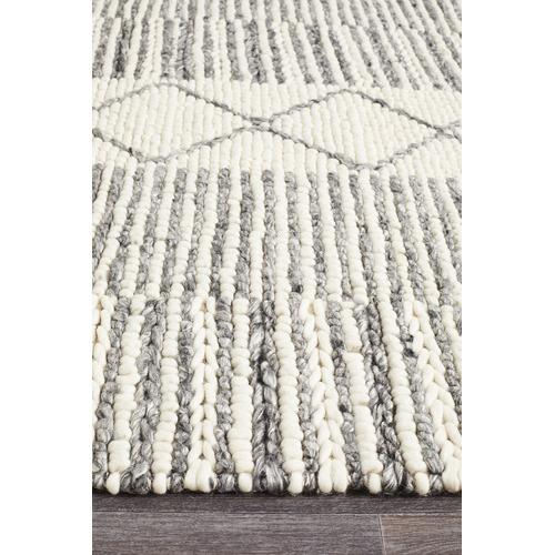 Floti Scandinavian Style Flatweave Rug