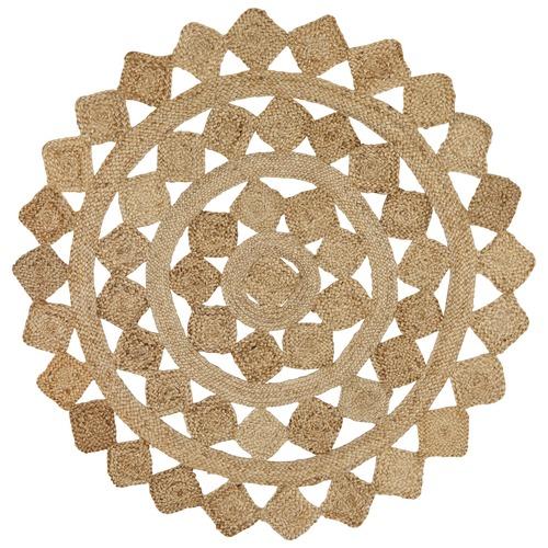 Jasmine Diamonds Natural Rug