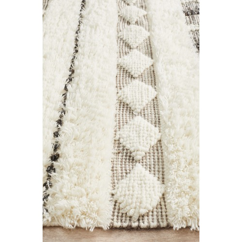 Network Rugs Silana Flatweave Cotton & Wool Rug