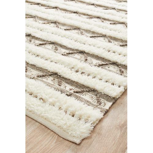 Network Rugs Mae Flatweave Cotton & Wool Rug