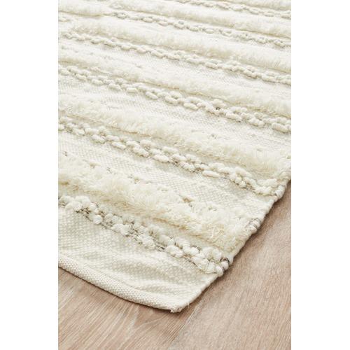 Network Rugs Sibyla Flatweave Cotton & Wool Rug