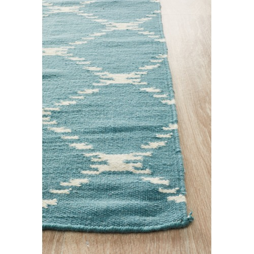 Network Rugs Flat Weave Stitch Design Rug