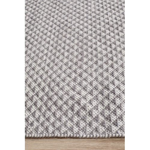 Network Rugs Ilahi Cotton & Chenille Hand Loomed Rug
