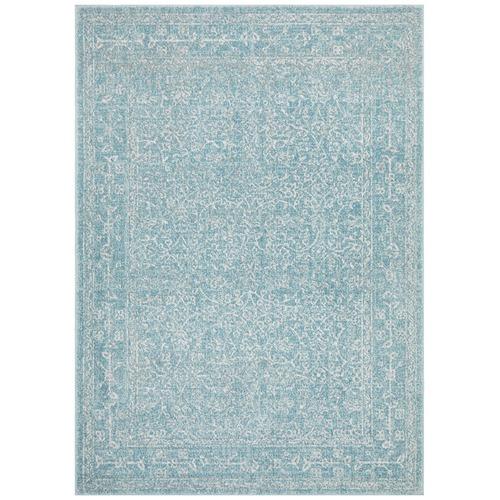 Network Rugs Blue Art Moderne Belle Rug