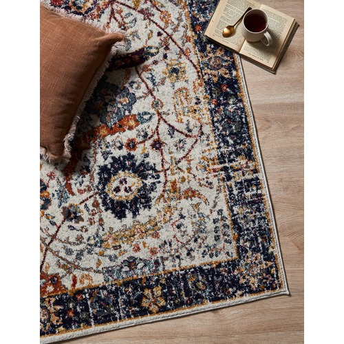 Network Rugs Ivory Art Moderne D'Or Rug