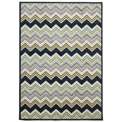Network Rugs Chevron Power Loomed Rug