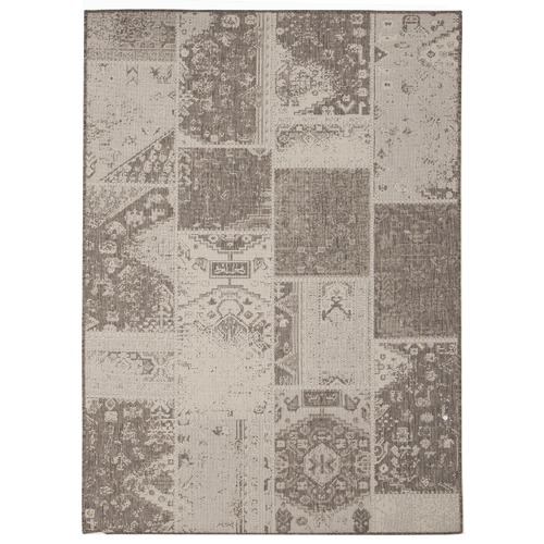 Network Rugs Neutral Flat Woven Rug