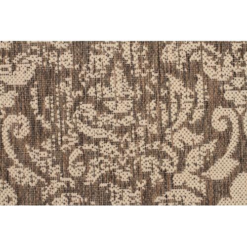 Network Rugs Grey Vintage Look Flat Woven Rug