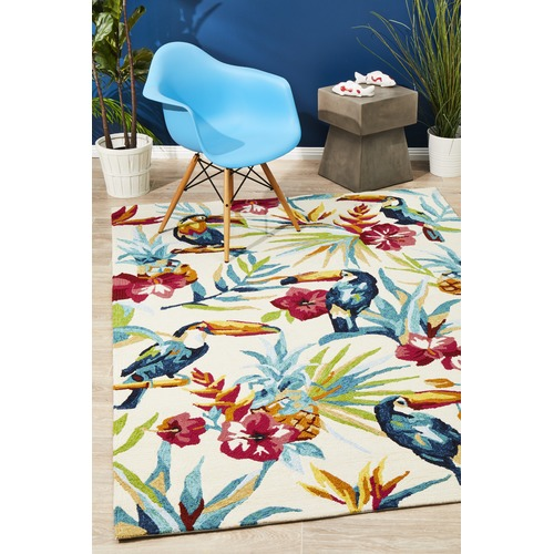 Network Rugs Fallon Hand Tufted Recycled PET Outdoor Rug