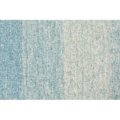 Network Rugs Guillermina Blue Hand Tufted Super Soft Modern Rug