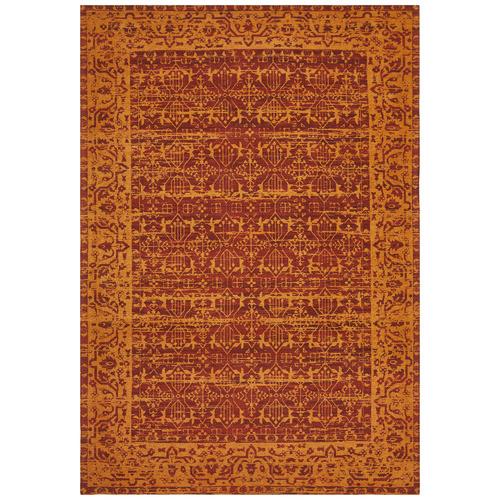 Network Rugs Paprika Duchamps Jacquard Cotton Rug