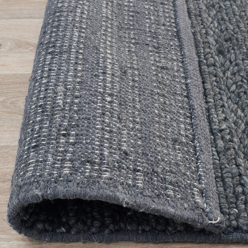 Network Rugs Charcoal Astrid Hand-Woven Rug