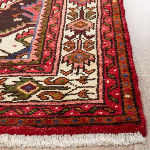 Network Rugs Hariman Vintage Hand-Knotted Wool Rug