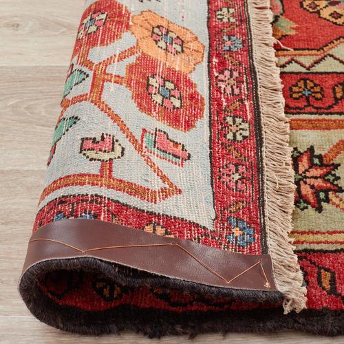 Network Rugs Dohanu Vintage Hand-Knotted Wool Rug