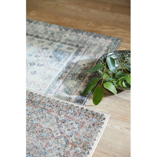 Network Rugs Papyrus Power-Loomed Transitional Rug