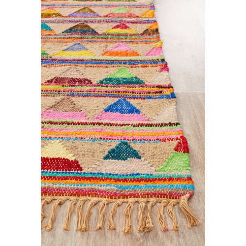Network Rugs Marlo Natural Jute and Cotton Rug
