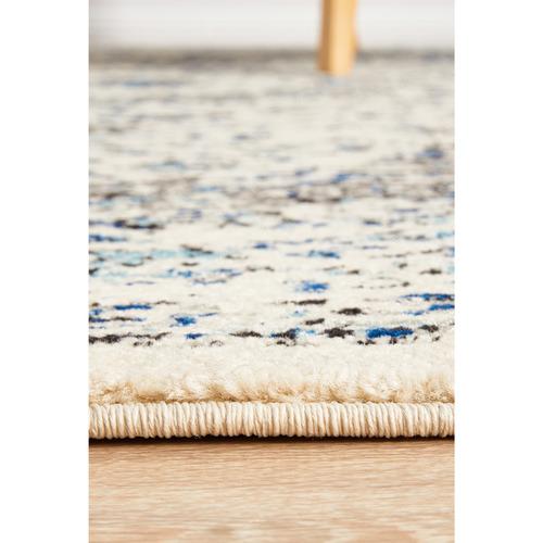 Network Rugs Bone & White Art Moderne Hillier Rug