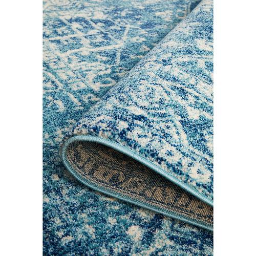 Network Rugs Blue Art Moderne Cezanne Rug