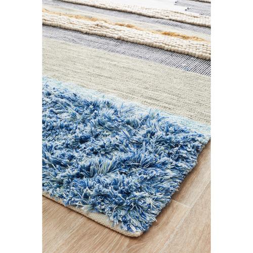 Network Rugs Mahieu Flatweave Cotton & Wool Rug