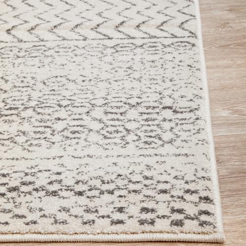 Network Rugs Grey Reetta Tribal Rug
