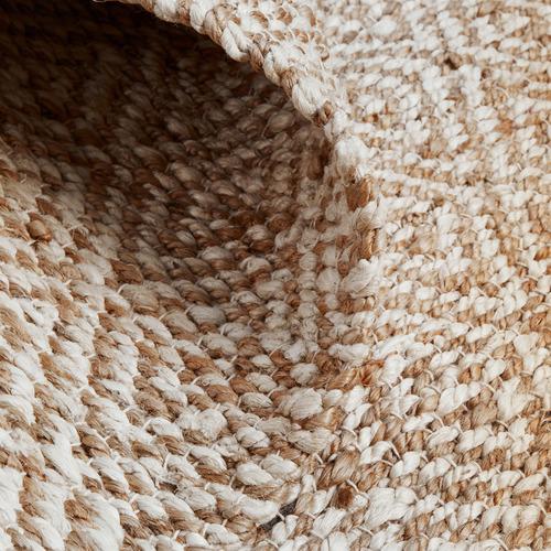Network Rugs Natural Amyntas Hand-Braided Jute Rug