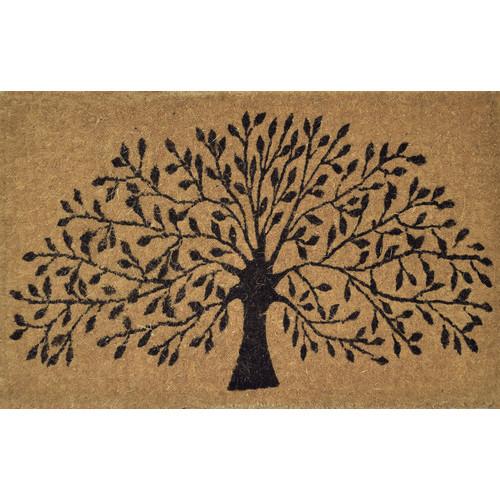 Solemate Door Mats FM2 Tree- Natural