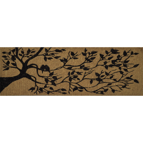 Solemate Door Mats FM2 Birds in tree