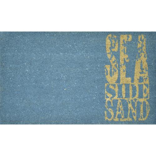 Solemate Door Mats PVC BackSea Side Sand