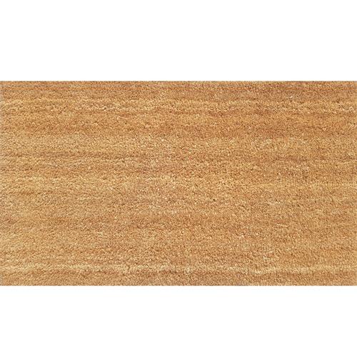 Natural Plain Coir Doormat