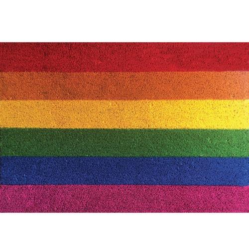 Solemate Door Mats Rainbow Doormat