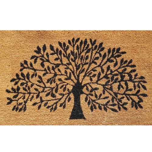 Solemate Door Mats Nat Tree of Life Doormat