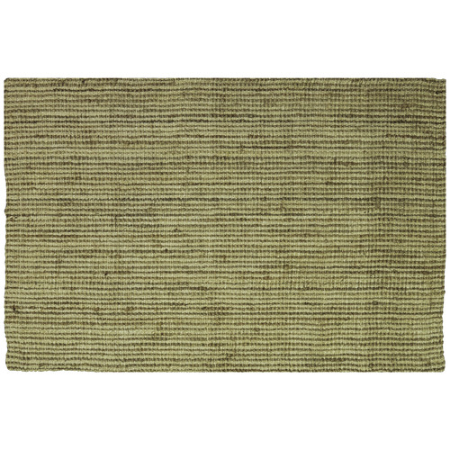 Solemate Door Mats Brown Jael Hand-Woven Jute Doormat