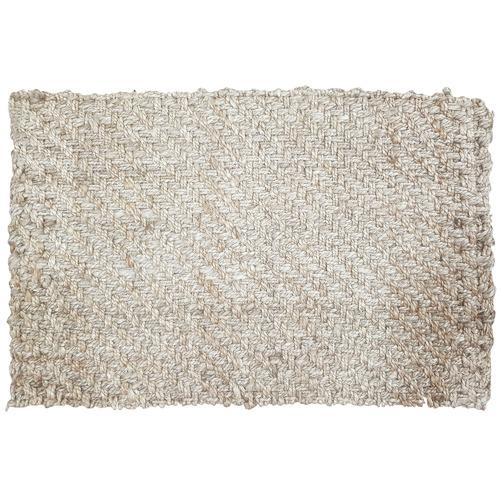 Solemate Door Mats Issachar Hand-Woven Jute Doormat