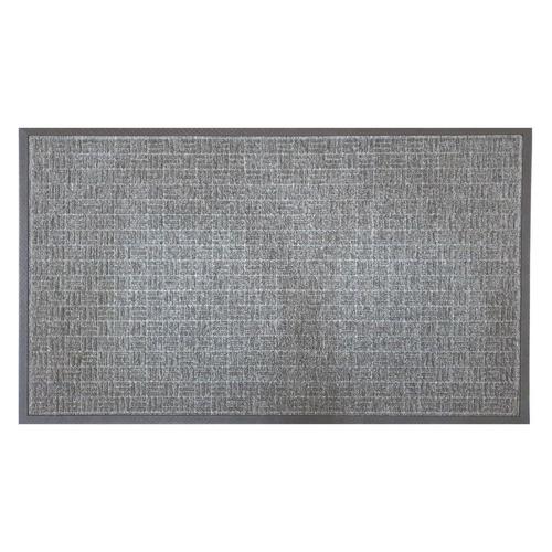 Grey Marine Carpet Doormat