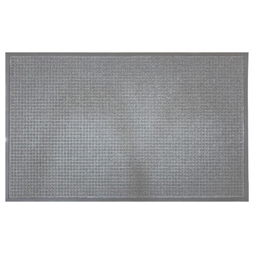 Grey Grid Marine Grade Doormat