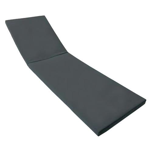 Grey Hartman Resort Sun Lounger Cushion
