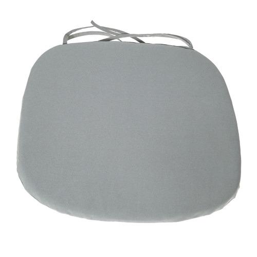 Grey Armchair Seat Cushion