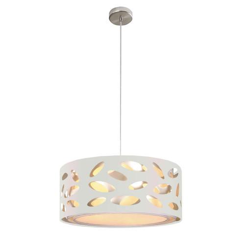 V & M Imports Carlo 55cm 3 Light Pendant
